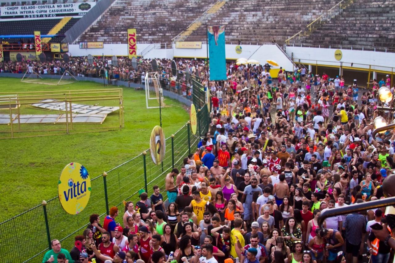 Bloco Califórnia confirma data de pré-carnaval em Ribeirão Preto para 2022