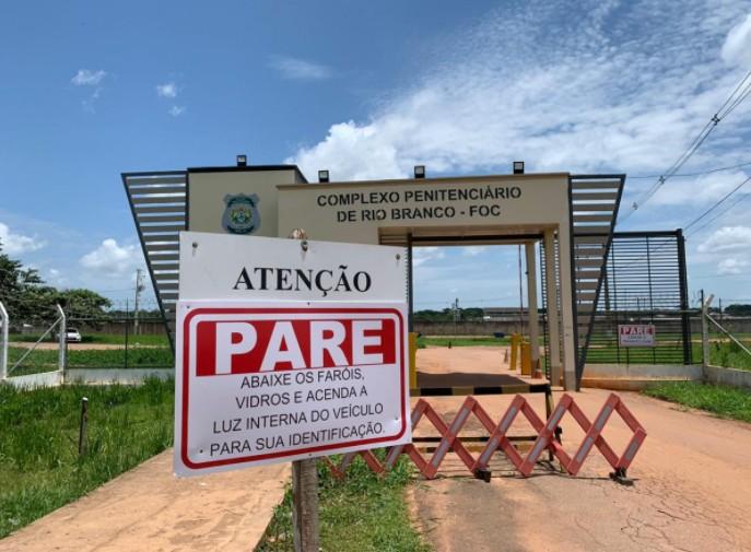Devido o segundo turno das eleições, Iapen antecipa visitas em presídio Rio Branco