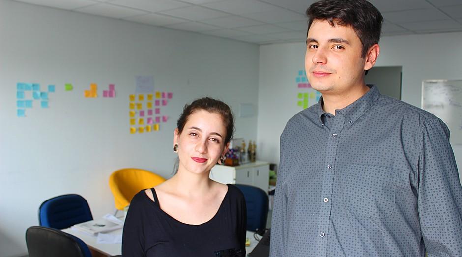 Monica de Paula e Marcos Custódio, fundadores da WebPeak (Foto: Divulgação)
