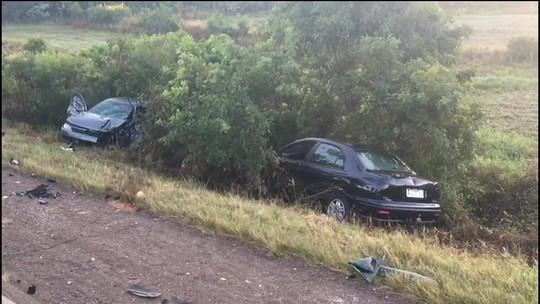 Acidentes em rodovia deixam cinco mortos e cinco feridos no RS