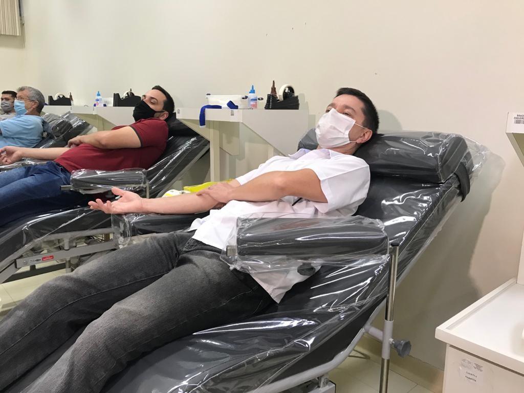 Semana Sangue Bom incentiva a doação de sangue no Dia Mundial do Doador em Bauru e região