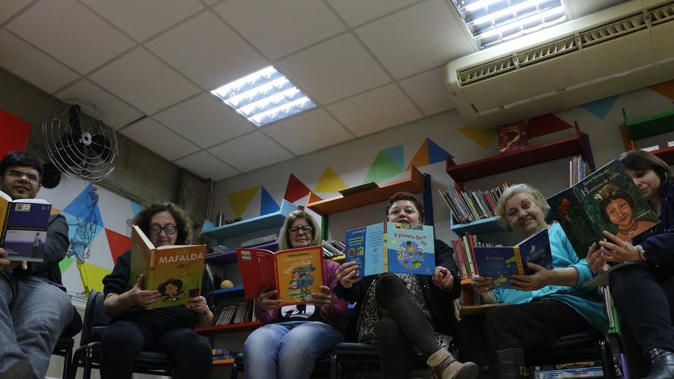 Coletivo VaLendo participa de campanha em Piracicaba — Foto: Facebook/Coletivo VaLendo