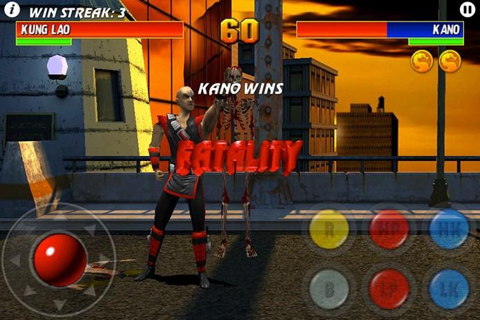 Ultimate Mortal Kombat (Foto: Divulgação)