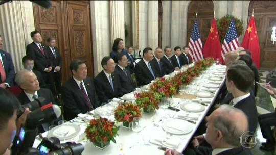 Trégua na guerra comercial entre EUA e China provoca reações positivas no mercado
