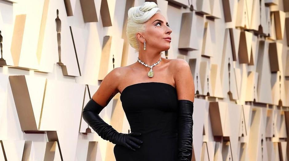 A cantora Lady Gaga (Foto: Reprodução/Instagram)