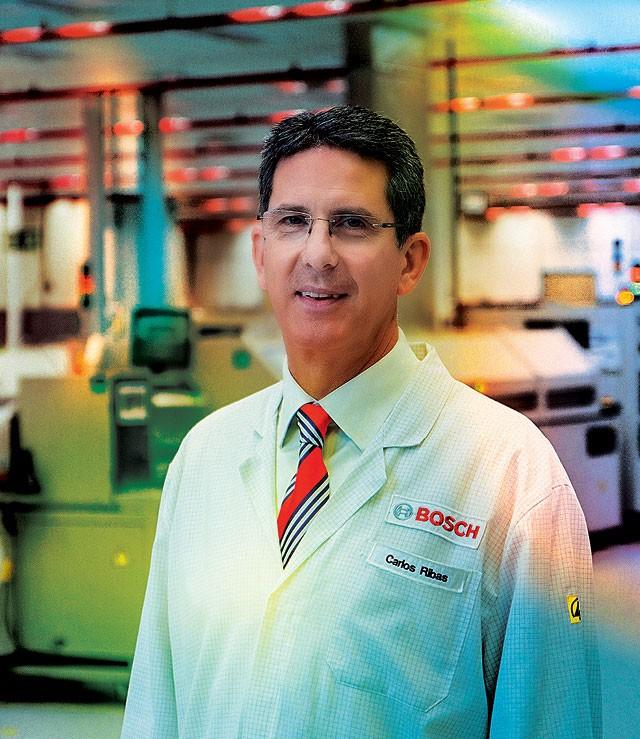 Carlos Ribas, representante da multinacional alemã Bosch em Portugal (Foto: divulgação)