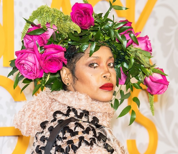 Erykah Badu (Foto: Getty Images)