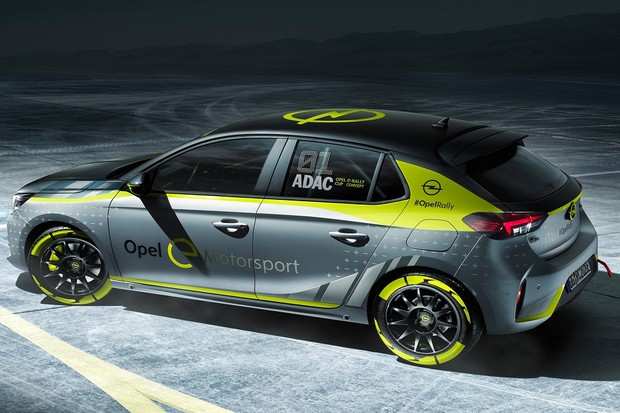 Opel Corsa-e (Foto: Divulgação)