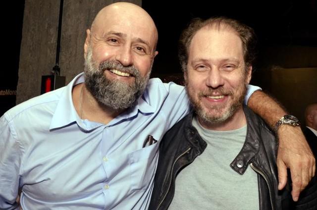 Mauro Mendonça Filho e Bruce Gomlevsky (Foto: Cristina Granato)