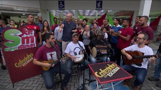 Após rodada #15, Cafezinho com Escobar foi até Jacarepaguá saber opinião dos cariocas