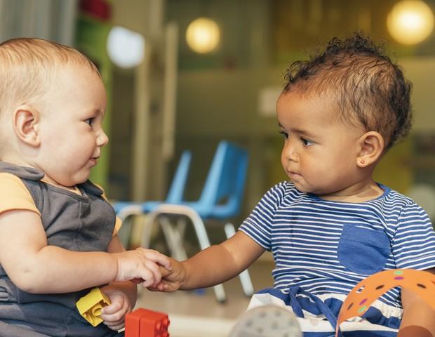 Crianças que frequentam creche podem ter um melhor desenvolvimento psicológico, revela estudo (Foto: Thinkstock)