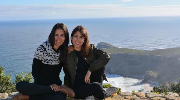 Julia e Mariá Evangelista, irmãs e fundadoras da Oficina de Inverno (Foto: Divulgação)