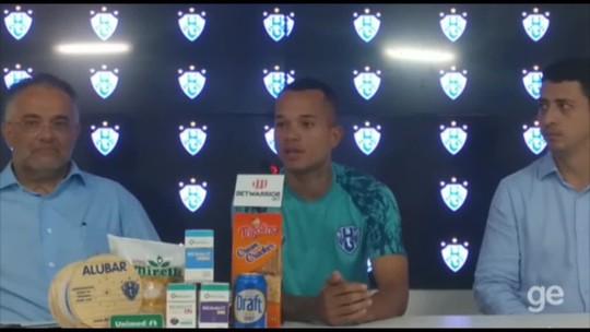 Paysandu anuncia renovação com mais dois jogadores para 2020