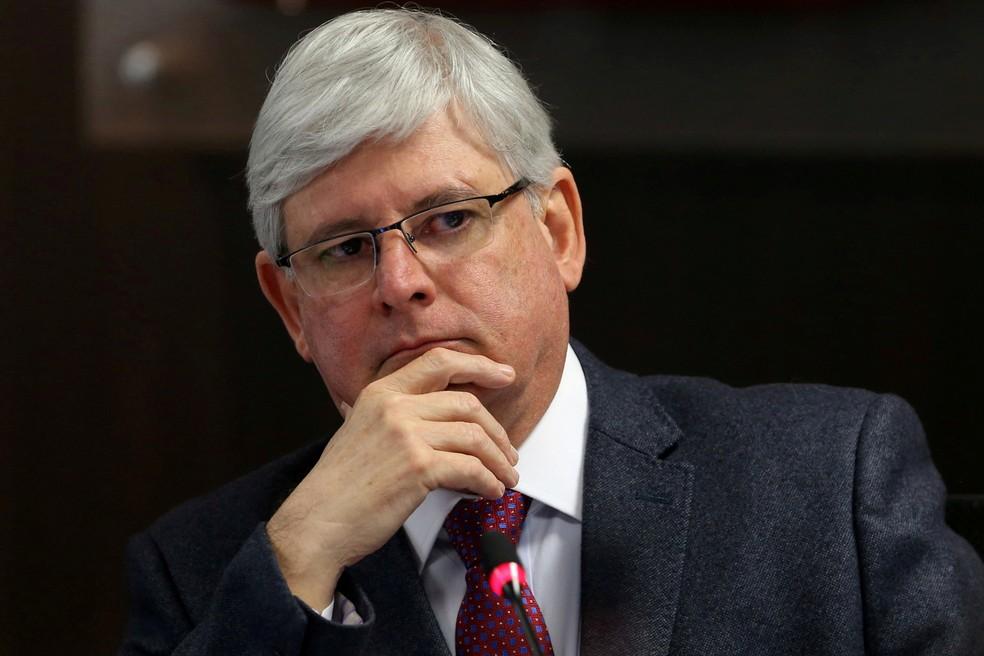 O procurador-geral da República, Rodrigo Janot (Foto: Adriano Machado/Reuters/Arquivo)