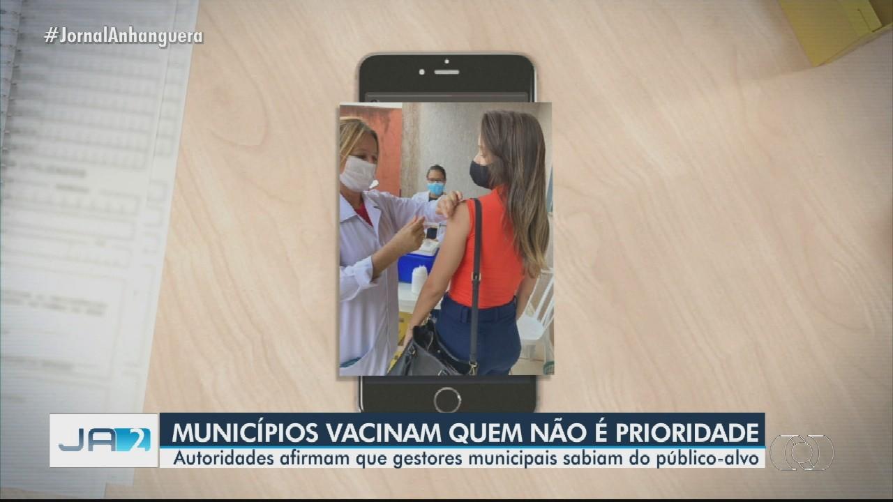 VÍDEOS: Jornal Anhanguera 2ª Edição de quinta-feira, 21 de janeiro de 2021
