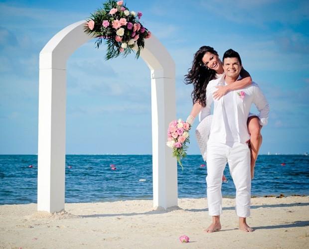 Casada há 15 anos com Marco Júnior, Fernanda diz que quer ser mãe (Foto: Arquivo pessoal)