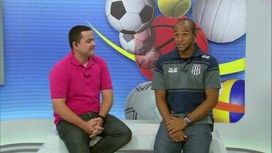 Com bom retrospecto, Fellipe Bastos é aposta do Sport nas bolas paradas