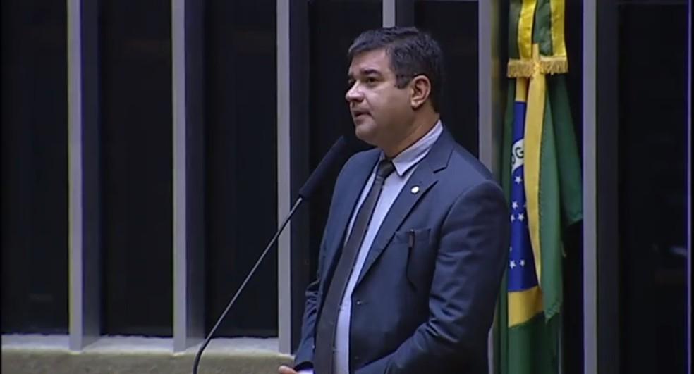 -  Deputado Federal Júnior Marreca foi acionado pelo Ministério Público por improbidade administrativa  Foto: Reprodução/Câmara dos deputados