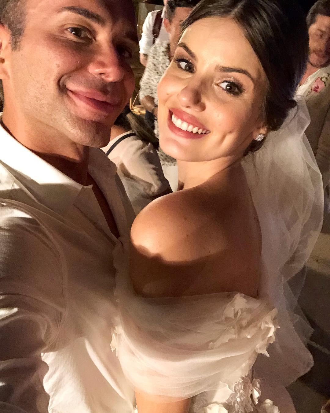 Matheus Mazzafera e Camila Queiroz (Foto: reprodução/Instagram)
