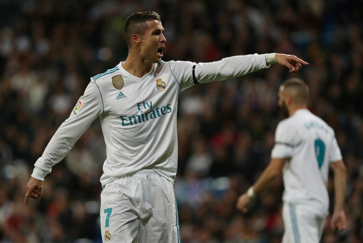 Com um gol apenas, CR7 aposta que será artilheiro do Espanhol, diz rádio