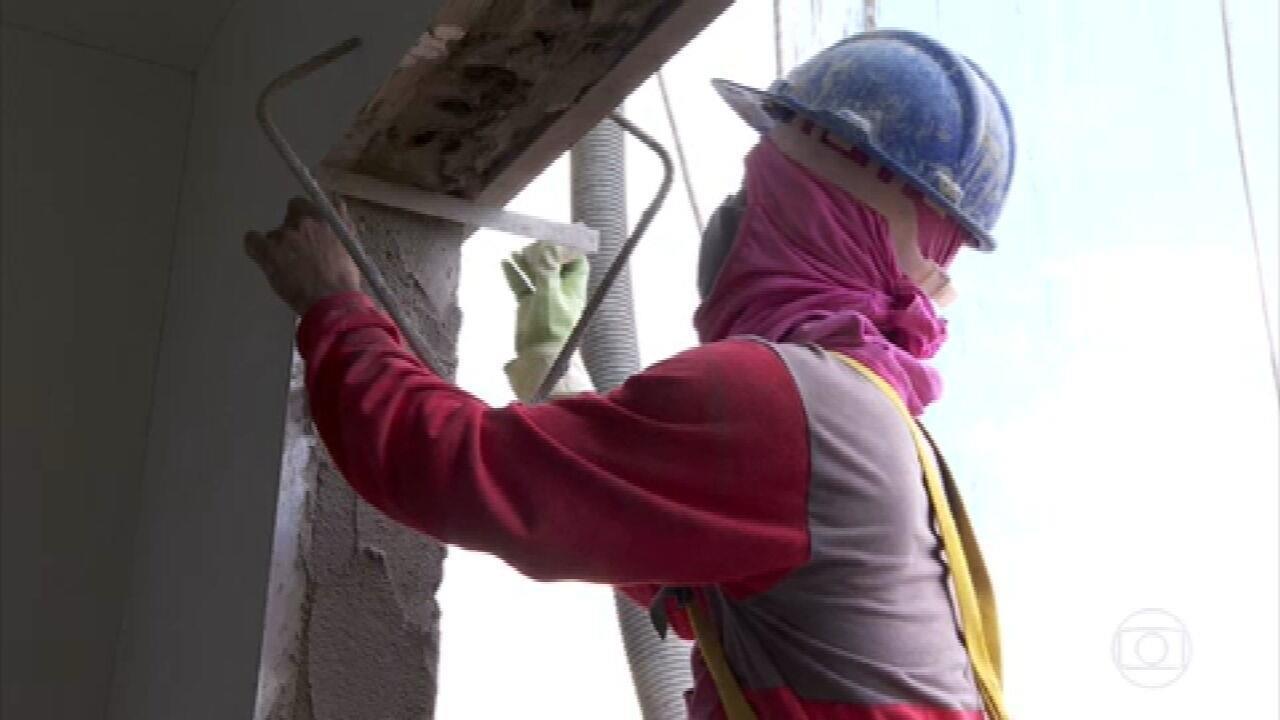 Profissionais especializados da construção civil começam o ano com propostas de trabalho