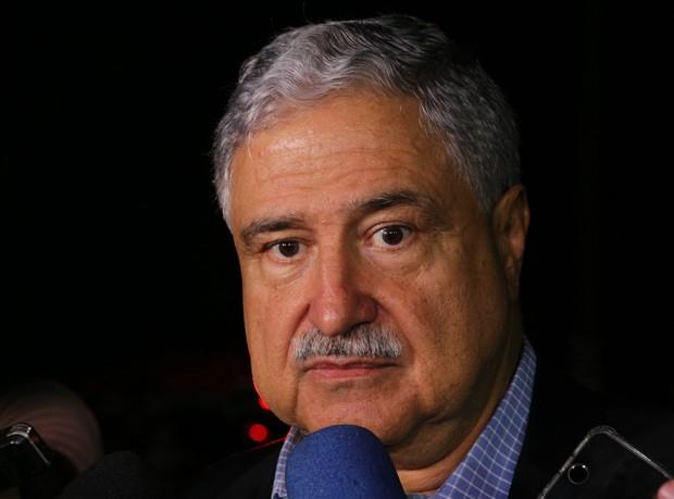 João Carlos Saad, presidente do Grupo Bandeirantes de Comunicação (Foto: Eduardo Martins/AgNews)