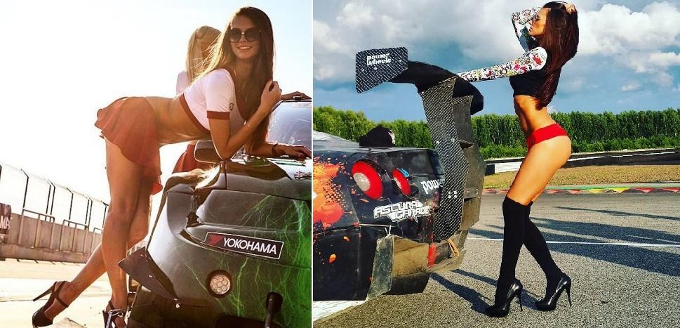 Natalya revelou a preparação insólita para o concurso e chocou muita gente na Rússia
