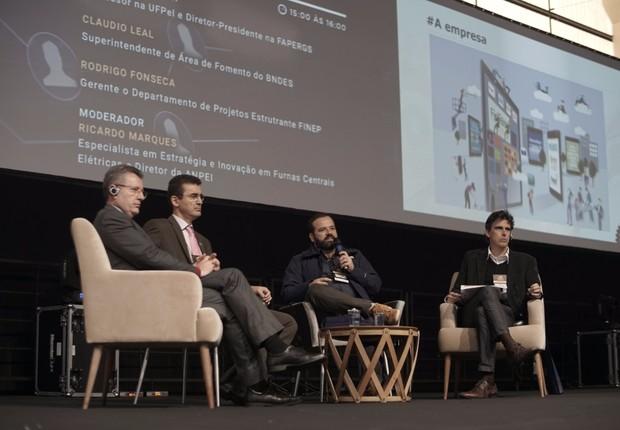Conferência de Inovação Anpei 2018 (Foto: Rennan Araujo Julio)