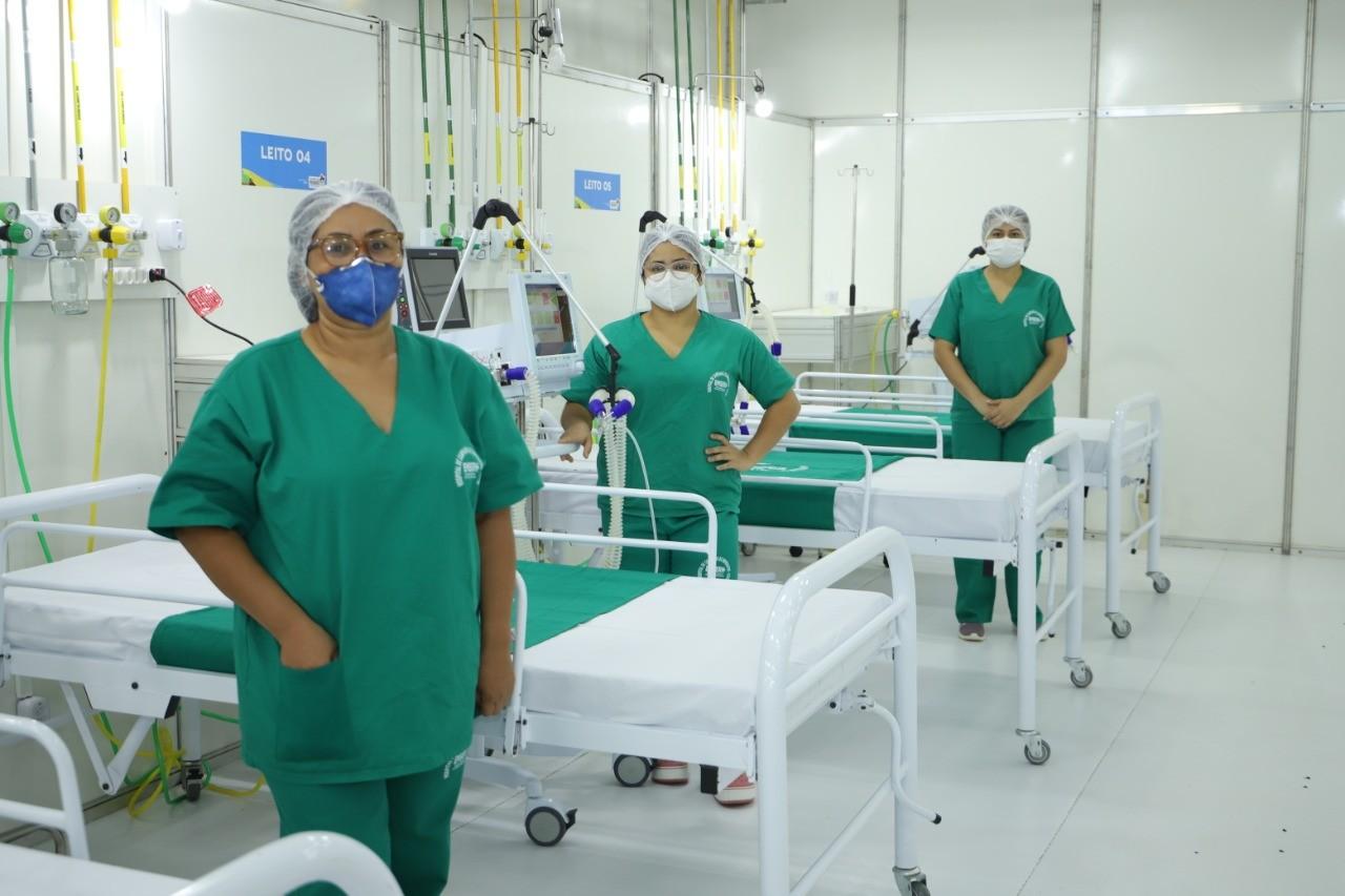 Hospital da Ilha prorroga inscrições de seletivo para contratação de profissionais