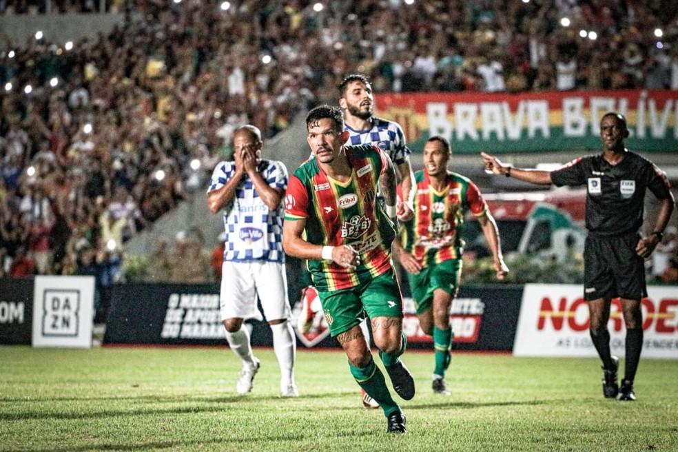 Rodrigo Andrade Deixa O Sampaio E Acerta Com O Botafogo Pb Sampaio Correa Ge