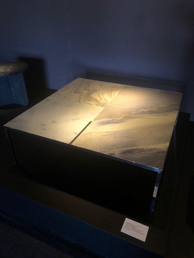 Vitoria Stone Fair, no Espírito Santo, ganha primeira exposição de design (Foto: Regina Galvão)