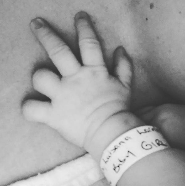 Vida, a filha de Michael Bublé e Luisana Lopilato (Foto: Reprodução Instagram)