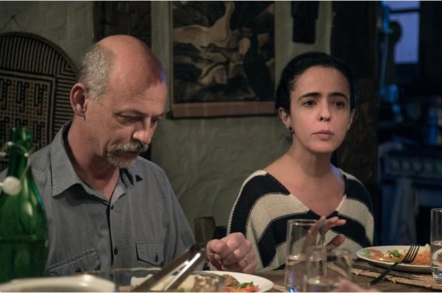 Silvia Buarque e Lourenço Mutarelli (Foto: Tiago Rios)