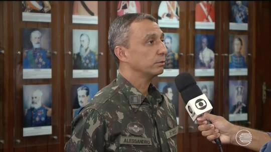 Exército apura acidente que deixou soldado morto; 4 militares estão na UTI