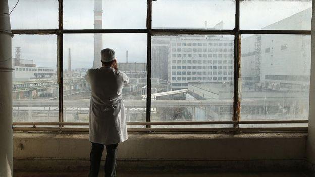 A mídia estrangeira pressionou a URSS a publicar informações sobre Chernobyl (Foto: GETTY IMAGES via BBC)