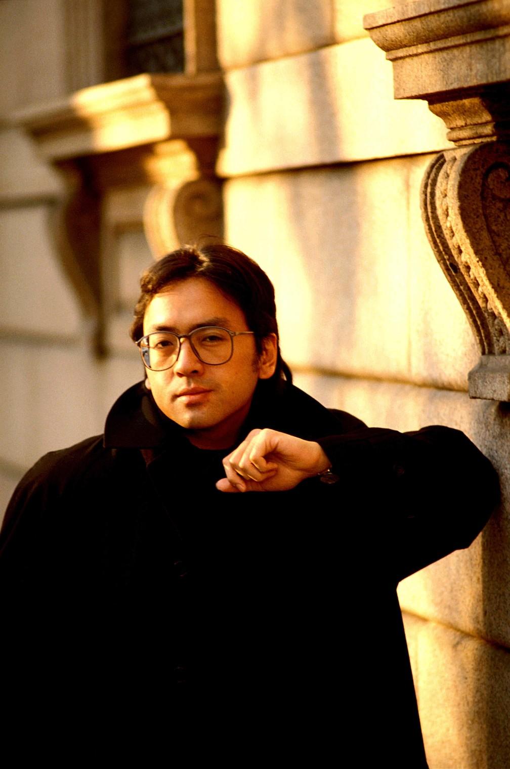 Kazuo Ishiguro em julho de 2012 (Foto: Leemage/AFP)