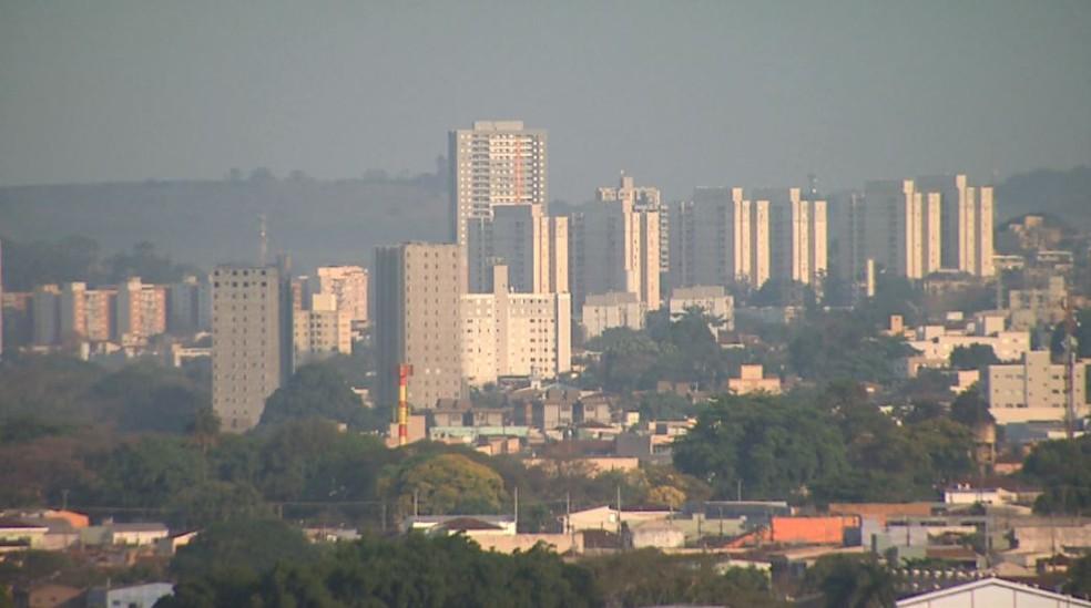Ribeirão Preto (SP) — Foto: Aurélio Aureliano/EPTV