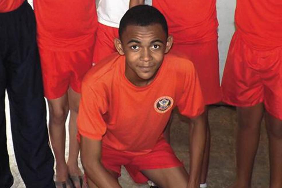Luan Thales da Silva morreu no hospital, onde estava internado desde a quarta-feira (9) (Foto: Arquivo pessoal)