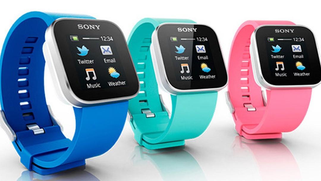 9d138e3a9fa Sony SmartWatch