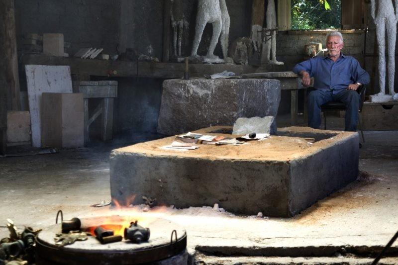 Exposição comemora centenário do artista plástico Xico Stockinger no Centro Cultural da UFRGS - Notícias - Plantão Diário