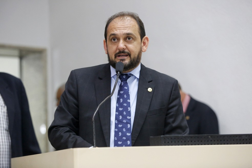 Laerte Gomes (PSDB). — Foto: TCE/Assessoria