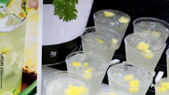 'Hard seltzer': os perigos dos refrigerantes alcoólicos que estão na moda nos EUA
