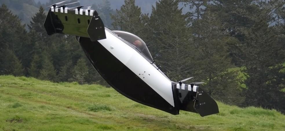 BlackFly está em testes no Canadá e já fez mais de 1.400 voos  — Foto: Divulgação/Opener