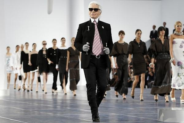 Karl Lagerfeld (Foto: Getty Images)