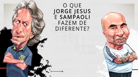 Flamengo x Santos: Melhor mandante e melhor visitante disputam título do 1º turno