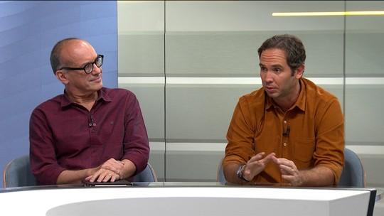 """Caio Ribeiro alerta sobre imbróglio de Scarpa: """"Para que colocar ele em campo?"""""""