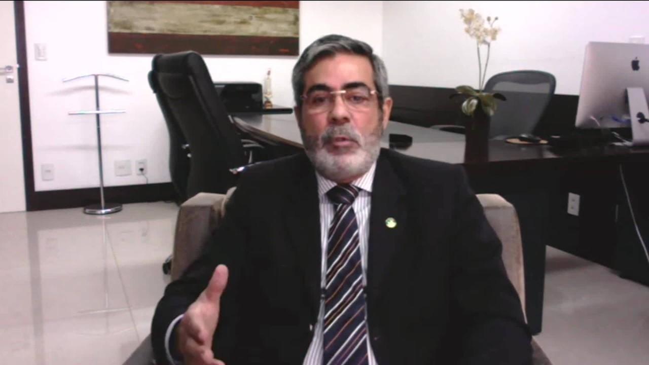 'Estamos cobrando o que é devido' diz presidente da Associação Nacional de Médicos Peritos