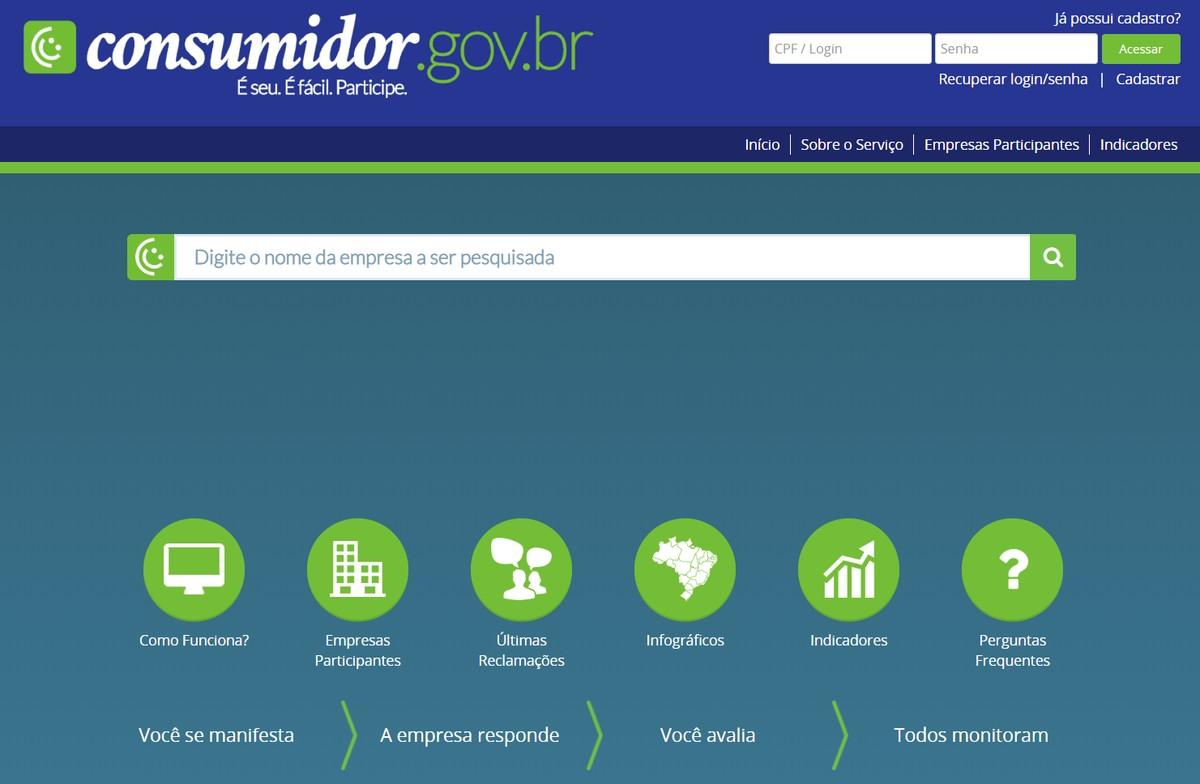O que é o Consumidor.gov.br? Conheça o site para reclamações de empresas