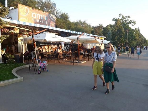 Os bares de Samara (Foto: Pedro Carvalho)