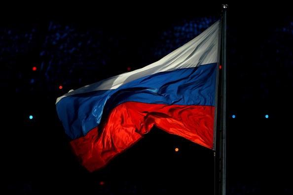Bandeira da Rússia (Foto: Getty Images)